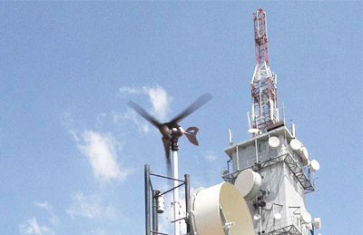 Wind Hunter® 48 V DC small Wind Turbine